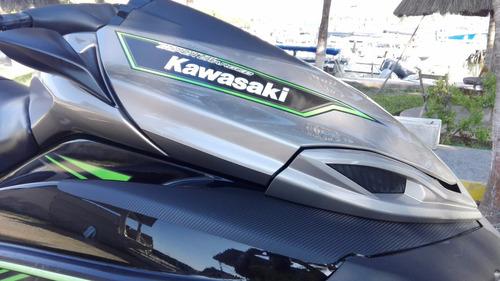 kawasaki ultra 310x 2015 20 horas de uso