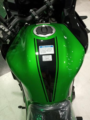 kawasaki versys 1000 2020 verde