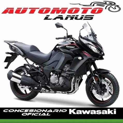 kawasaki versys 1000 abs 0km 2018 automoto lanus