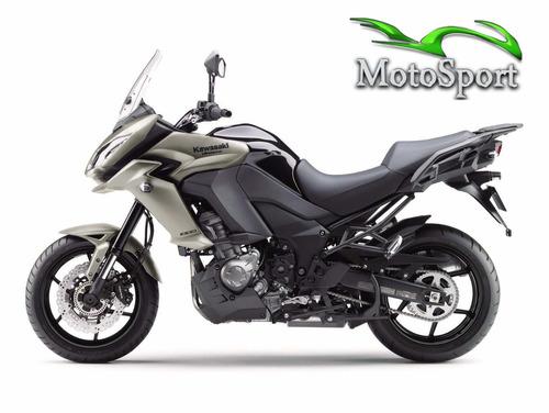 kawasaki versys 1000 abs 2017 www.motosport.com.ar