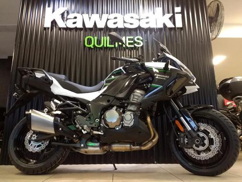 kawasaki versys 1000 abs 2020 0km kawasaki quilmes!!!