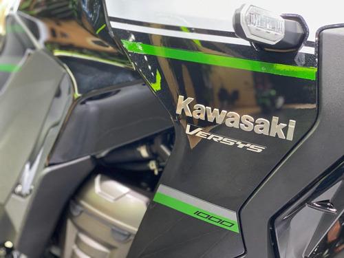 kawasaki versys 1000 abs  2020   exclusivo lidermoto