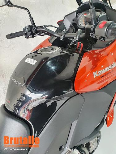 kawasaki versys 1000 abs laranja