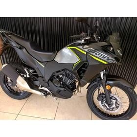 Kawasaki Versys 300 0km 2020 New Line! No Vstrom Xre Trk