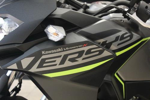 kawasaki versys 300 2020 0km concesionario oficial quilmes