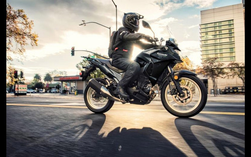 kawasaki versys 300 300cc 0km enduro cross calle 999 motos