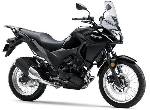 kawasaki versys 300 300cc 2018 0km enduro calle 999 motos
