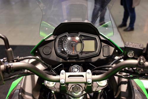 kawasaki versys 300 abs 2018 cordasco motos neuquen