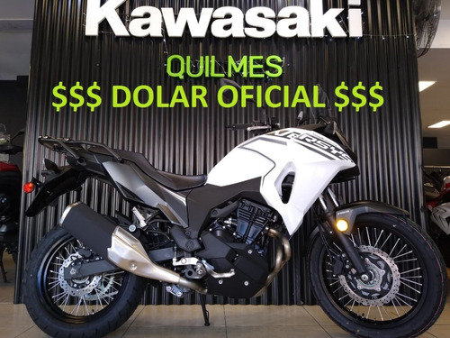 kawasaki versys 300 *dolar oficial* permuto * no benelli trk