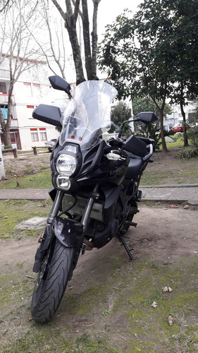 kawasaki versys 650 - 2012 , con poco uso