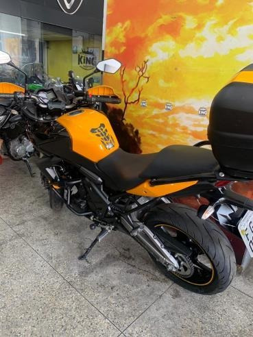 kawasaki versys 650 2012 - king motos