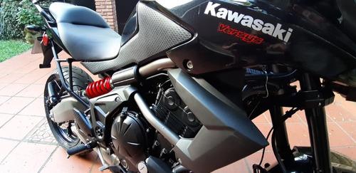 kawasaki versys 650 2014 rodada 2016 igual a nueva