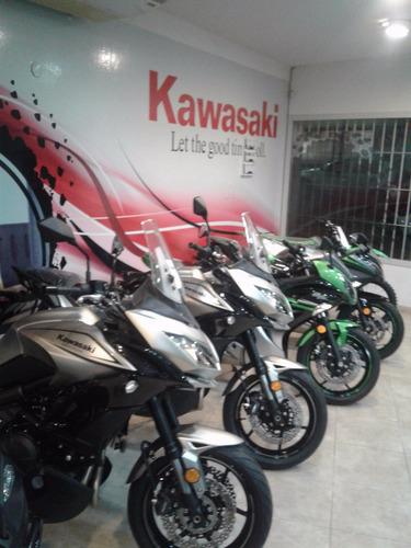 kawasaki versys 650 2018 okm bonificada!! entrega inmediata!
