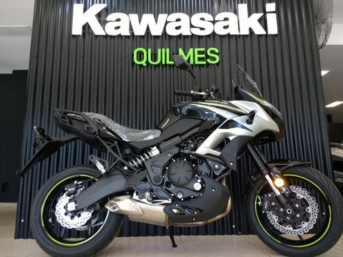 kawasaki versys 650 2020 0km mejor precio contado!!