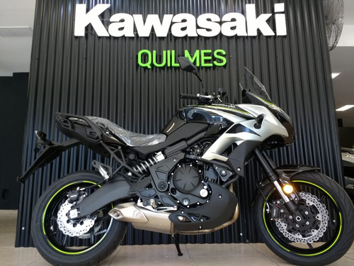 kawasaki versys 650 2020 0km nc750 gs vstrom transalp tracer