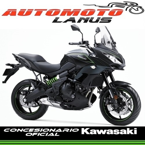 kawasaki versys 650 abs 0km 2018 automoto lanus
