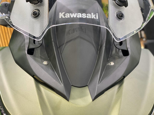 kawasaki versys 650 abs   2020 unicamente en lidermoto !