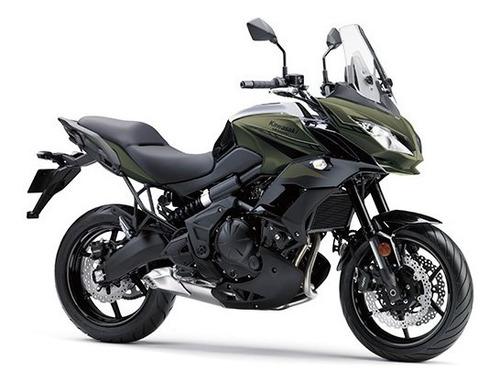 kawasaki versys 650 abs modelo 2020 - 0km (w)