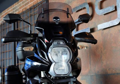 kawasaki versys 650 city 2011/2011