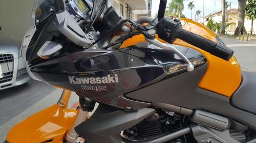 kawasaki versys 650 -impecable en estado