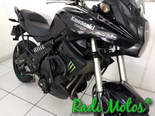kawasaki versys 650 linda moto conservada