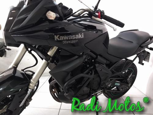 kawasaki versys 650 moto