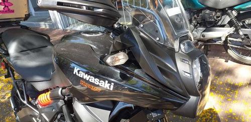 kawasaki versys 650  muy buen estado