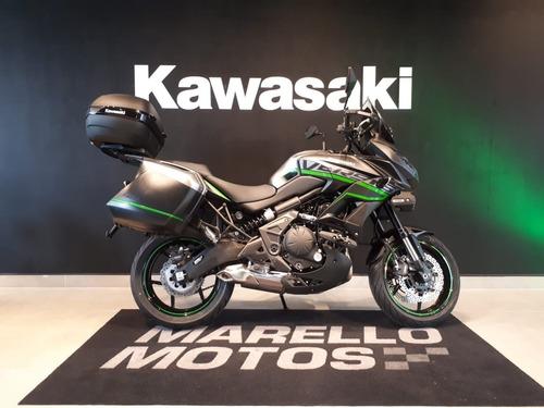 kawasaki versys 650 tourer - 0km 2020 (t)