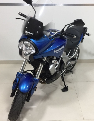 kawasaki versys 650 usada 2009 impecable estado! financiamos