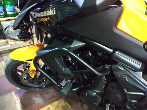 kawasaki versys 650 vendo permuto por moto mas valor