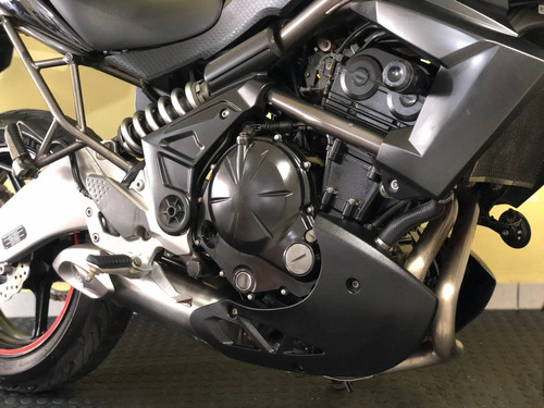 kawasaki versys 650cc (2011/2011) preta