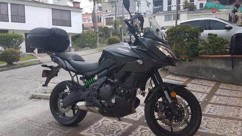 kawasaki versys 650cc nueva,