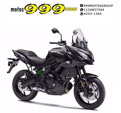 kawasaki versys motos