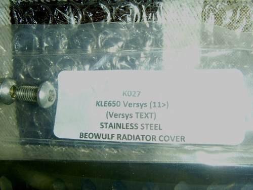 kawasaki versys tapa radiador versys (11 al 15)k027l kle