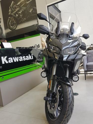 kawasaki versys x 1000 grand tourer - triumph tiger 1200