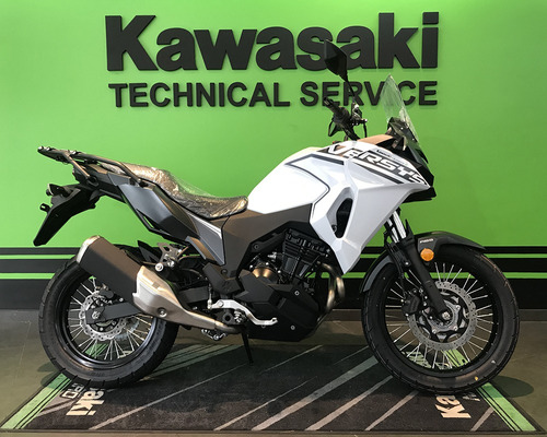 kawasaki versys x 300 0km mod 2020 ya disponible!! negra
