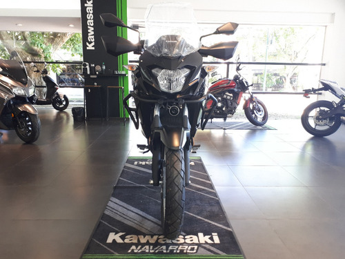 kawasaki versys x 300 2018 + full equipo