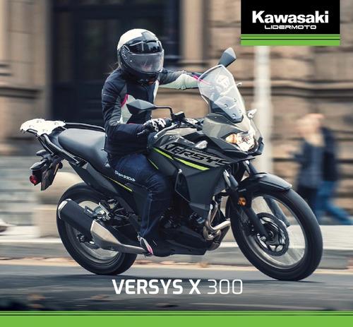 kawasaki versys x 300 abs 2020   lidermoto- todo el line up!