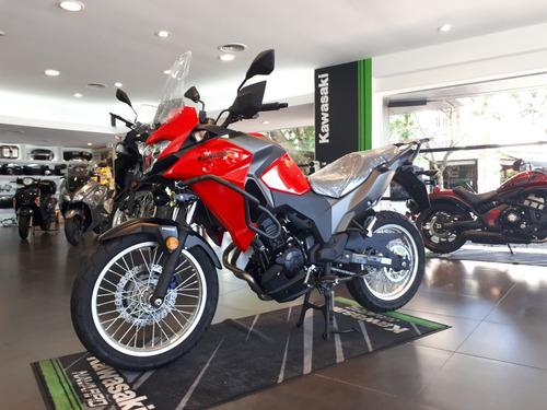 kawasaki versys x 300 mod 2018 en stock!! equipada full