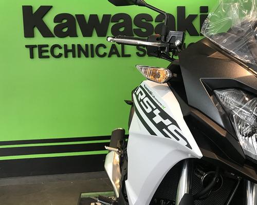 kawasaki versys x 300 mod 2020 touring 0km no yamaha tenere