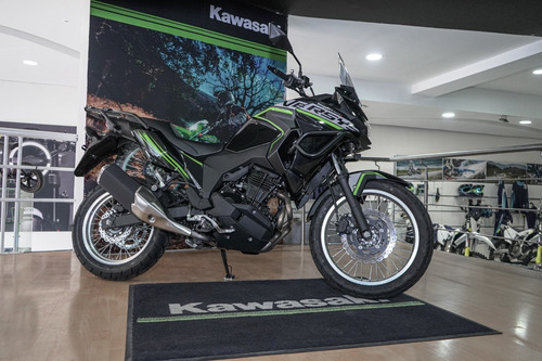 kawasaki versys x - 300 special edition potenza