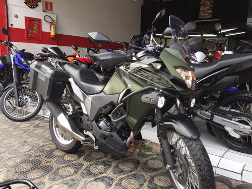 kawasaki versys-x 300 tourer abs shadai motos