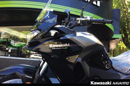kawasaki versys x 300 - ya disponible mod. 2018