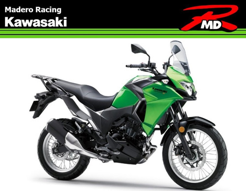 kawasaki versys x300 abs  2018 *** madero racing *** oferta