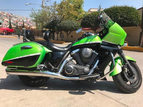 kawasaki vucan vaquero 1700 modelo 2011... unica !!!