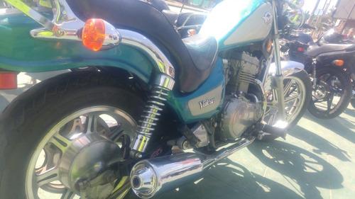 kawasaki vulcan 500cc. 1993 permuto/financio