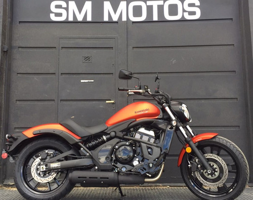 kawasaki vulcan 650 s 0km 2017 custom moto chopera