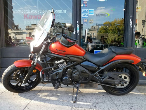 kawasaki vulcan 650 s abs 2016 cordasco cycle
