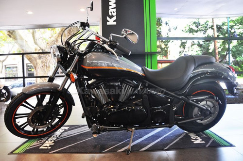 kawasaki vulcan 900 0km 2020 no royal enfield en stock