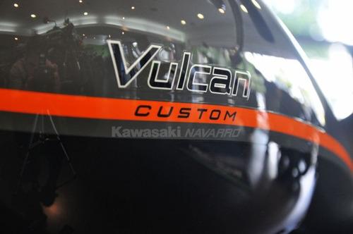 kawasaki vulcan 900 0km 2020 no triumph en stock